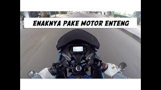 Motor Enteng Itu Penting - Suzuki GSX-R 150 #motovlog 152