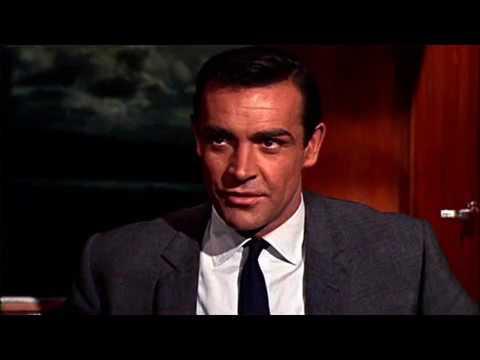 Homenaje al mejor James Bond, Sir Sean Connery.