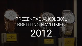 Premiera Breitling Navitimer Cosmonaute - 2012