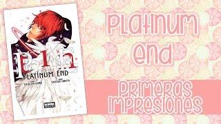 EL NUEVO DEATH NOTE | Primeras Impresiones: Platinum End [Manga] | Luka