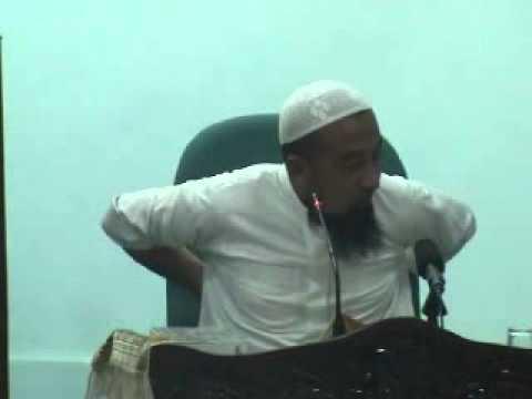Ustaz Azhar Idrus - Bini Jahil 18.5.09