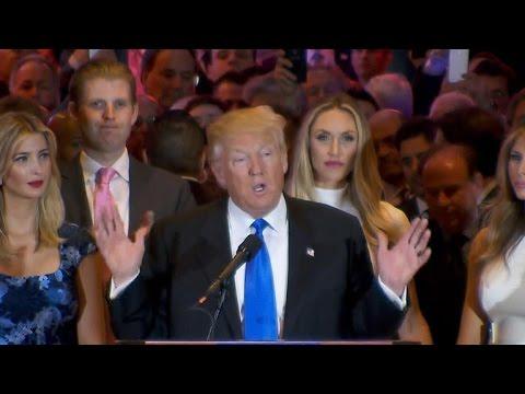 Trump calls for GOP unity as Cruz quits race