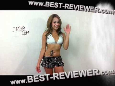 imdb - Youtube's Sexy Girl explains Internet Movies Database in video