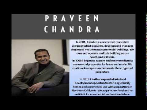 Praveen Chandra Youtube