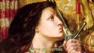 Joan of Arc - Jennifer Warnes & Leonard Cohen