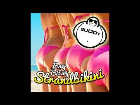 Buddy   Itsy Bitsy Strandbikini Original radio version HD Original