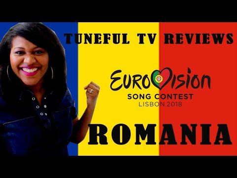 EUROVISION 2018 - ROMANIA - Tuneful TV Reaction & Reviews