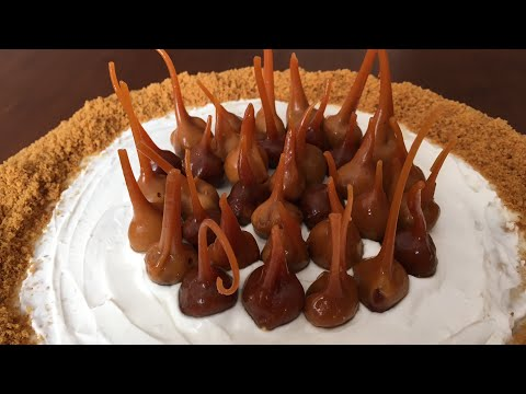 Karamel'li  yong'oqlar/ Орехи с карамелью