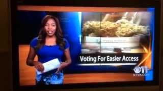Alaska News Reporter Charlo Greene Quits On Live TV