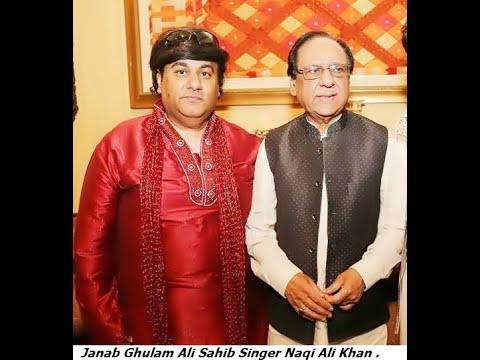 Ustad Ghulam Ali Ghazal - Part 2 - Apni Tasweer Ko Aankhon Sai...