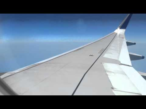 Indigo airlines takeoff from calicut to mumbai