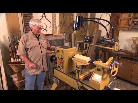 Powermatic 4224B Woodturning Lathe