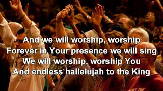 Endless Hallelujah - Matt Redman (Worship with Lyrics)