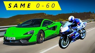7 Motorcycles under $5000 that are FASTER than Supercars!