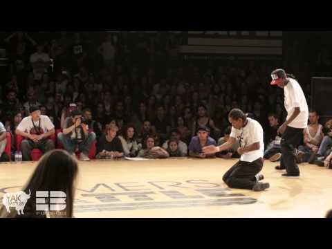 BLACKALICIOUS vs PROTOTYPE/PLAGUE | Hip Hop Final EUROBATTLE 2013 Porto, Portugal