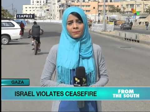 New Israeli Ceasefire Violations in Gaza