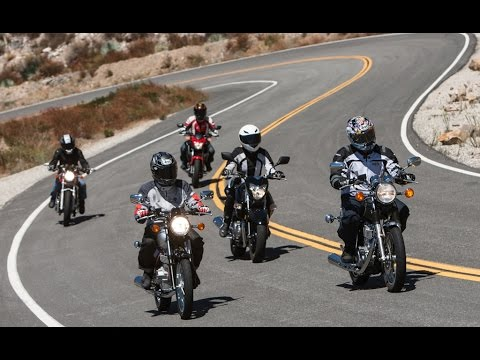 2014 Lightweight Naked Motorcycle Shootout video
