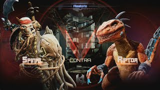 KILLER INSTINCT: SPINAL VS RIPTOR | PELEA #2
