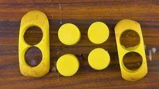 ¡Es increíble lo que se puede hacer con unas simples papas!