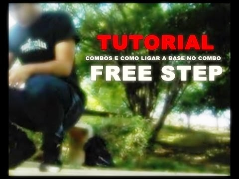 Escola De Free Step - Aula 2 Combos E Como Ligar A Base  ( 2013 ) ( Tutorial Liinhendriix ) video