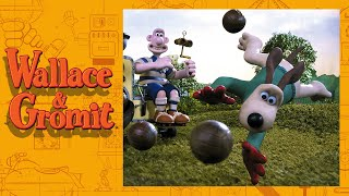Soccamatic - Cracking Contraptions - Wallace and Gromit