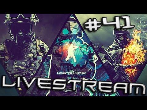 Livestream #41 - Uma live não precisa de nome...acho... :$