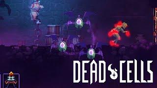 Dead Cells: Casual Runs (Part 19) - Alaah & Elko's Corrupted Mode mod (4 boss cells active)