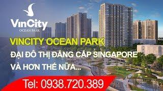 Dự án khu đô thị Vincity Gia Lâm - Chung cư Vincity Ocean Park Gia Lâm