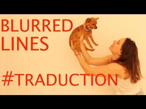 Traduction De Blurred Lines - Natoo video