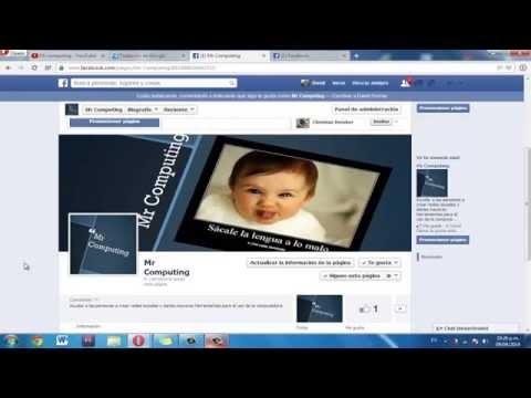 Como crear una página en facebook 2015 FÁCIL para empresa o negocio