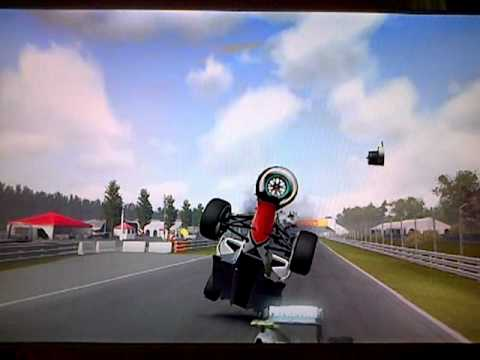 Formula Crash 2011 f1 2011 Game Crash 6