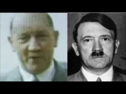 Adolf Hitler escaped