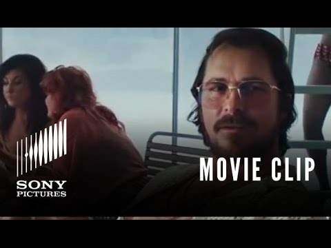American Hustle EPK Clip- Saved