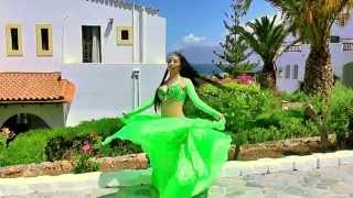 Greece Crete Dancer Olesia Astman