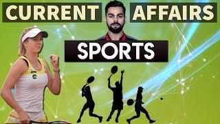 Sports Current Affairs 2017 - SSC CGL /Bank PO /UPSC
