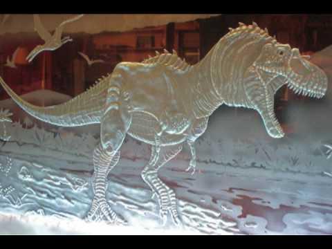 Kyle H Goodwin Promo Vid Sandcarved Sandblasted Glass