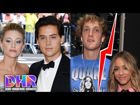 Lili Reinhart CLAPS BACK At Comments About Cole - Logan Paul and Chloe Bennet BROKE UP?! - DHR