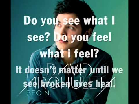 David Archuleta - Broken