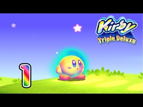Kirby Triple Deluxe ITA [Parte 1 - Hypernovah!] Music Videos