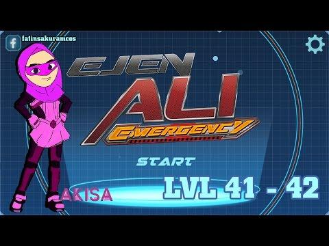 EJEN ALI EMERGENCY LVL 41 - 42 | AKISAKURA GAMEPLAY