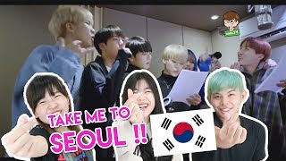 """download lagu With Seoul By Bts Reaction Mauuuu Ke Seoulll :"""" gratis"""