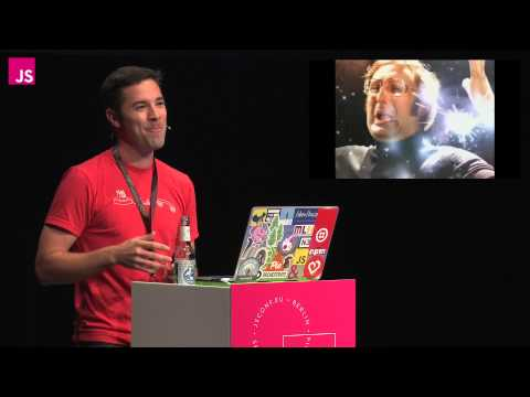 Carter Rabasa: A Community of People, Not Projects | JSConf EU 2014