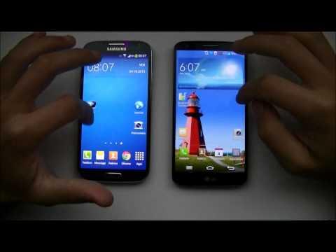 Samsung Galaxy S4 vs LG G2 ita da EsperienzaMobile