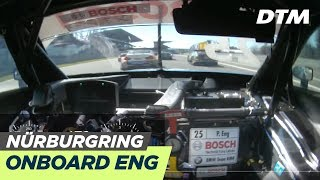 DTM Nürburgring 2019 - Philipp Eng (BMW M4 DTM) - RE-LIVE Onboard (Race 2)
