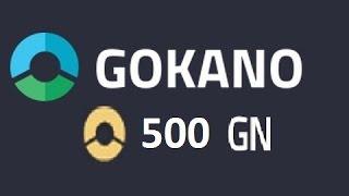 como ganhar 500 GN na Gokano !!!!!!