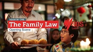 The Family Law: Opening Scene   SBS Learn