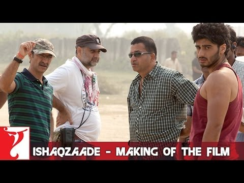 ISHAQZAADE - Making Of The Film