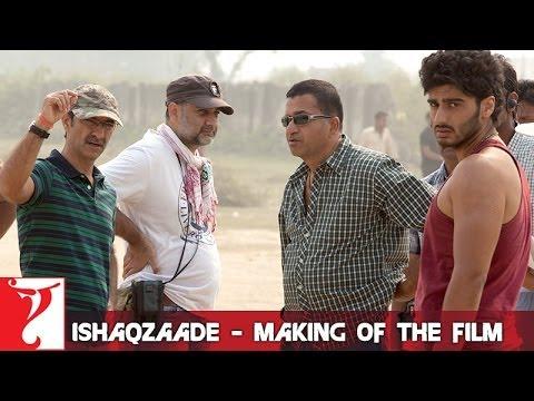 ISHAQZAADE - Making Of The Film