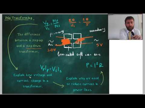 Transformer Physics Gcse Transformers Gcse Physics