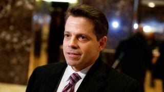 Anthony Scaramucci heads to the White House